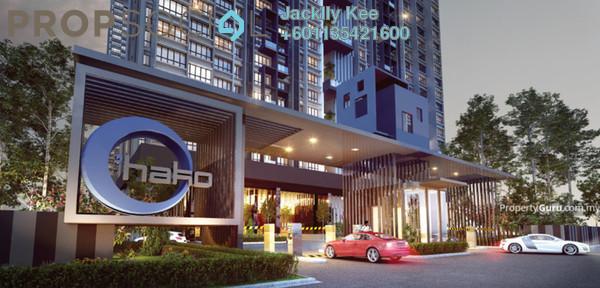 Condominium For Sale in O'Hako, Bandar Puchong Jaya Freehold Semi Furnished 3R/2B 470k