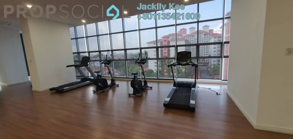 Condominium For Rent in Lanai Residences, Bukit Jalil Freehold Semi Furnished 3R/2B 1.2k