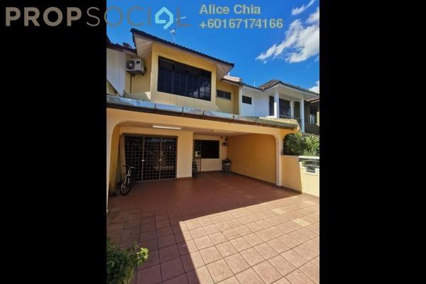 Terrace For Sale in Taman Desa Jaya, Johor Bahru Freehold Semi Furnished 4R/3B 480k