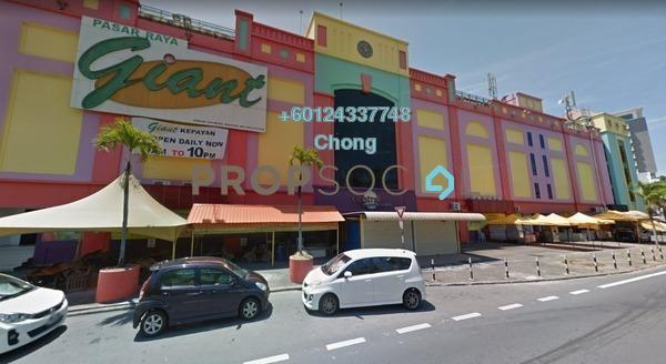 Shop For Sale in Central Shopping Plaza, Kota Kinabalu Freehold Unfurnished 0R/0B 164k