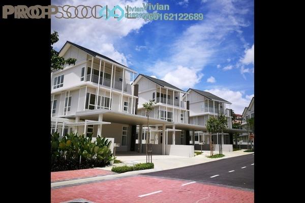 Villa For Sale in Senja, Seri Kembangan Freehold Semi Furnished 5R/6B 2.15m