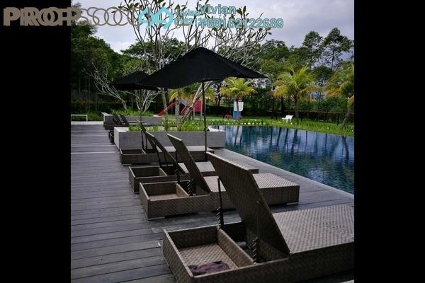 Villa For Rent in Blu Constellation, Seri Kembangan Leasehold Unfurnished 6R/5B 3.8k