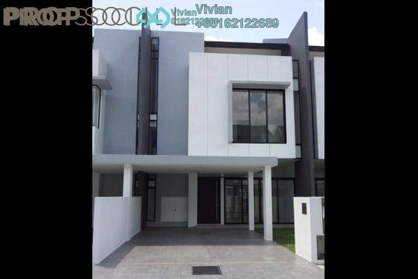 Villa For Rent in Blu Constellation, Seri Kembangan Freehold Fully Furnished 6R/5B 4.5k