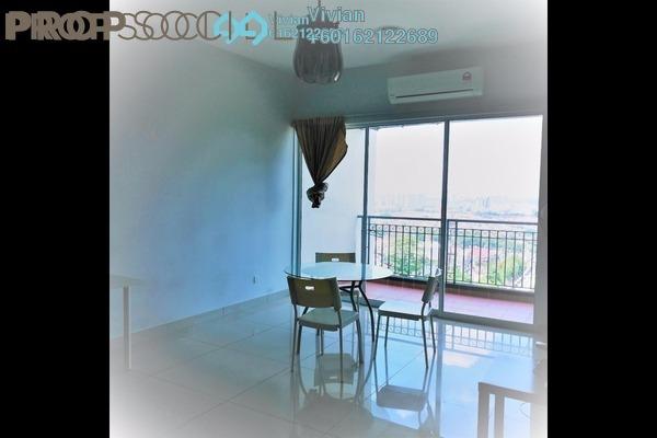 Condominium For Sale in 288 Residences, Kuchai Lama Freehold Semi Furnished 3R/2B 615k