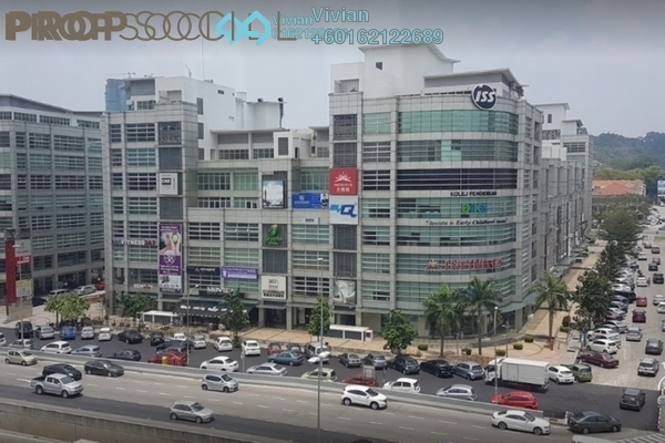 Office For Sale in IOI Boulevard, Bandar Puchong Jaya Freehold Fully Furnished 0R/1B 1.1m