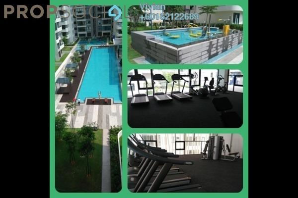 Condominium For Rent in Concerto Kiara, Dutamas Freehold Semi Furnished 3R/4B 3.8k