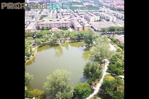 Condominium For Rent in Ridzuan Condominium, Bandar Sunway Freehold Semi Furnished 2R/2B 1k