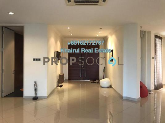 Bungalow For Sale in Pusat Bandar Damansara, Damansara Heights Freehold Semi Furnished 6R/6B 7.2m