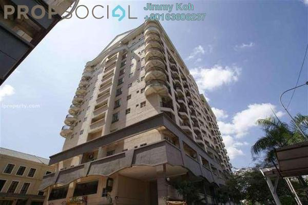 Condominium For Sale in Dorchester, Sri Hartamas Freehold Fully Furnished 0R/1B 310k