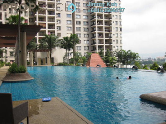 Condominium For Sale in Sri Putramas II, Dutamas Freehold Fully Furnished 3R/2B 460k