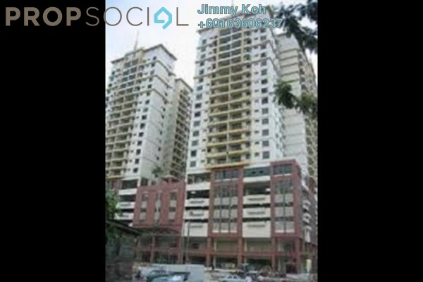Condominium For Rent in D'Alamanda, Cheras Freehold Unfurnished 2R/2B 1.2k