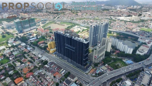Condominium For Rent in M City, Ampang Hilir Freehold Semi Furnished 1R/1B 1.7k