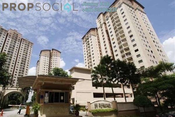 Condominium For Rent in Sri Putramas I, Dutamas Freehold Fully Furnished 3R/2B 1.5k