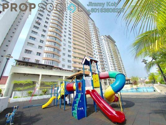 Condominium For Rent in Putra Majestik, Sentul Freehold Fully Furnished 3R/2B 1.4k