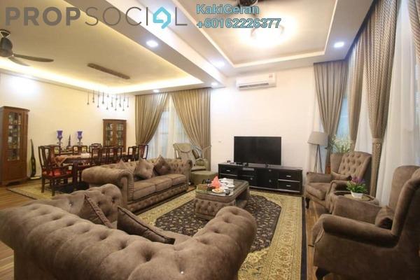 Semi-Detached For Sale in Taman Puncak Saujana, Kajang Freehold Semi Furnished 6R/7B 1.65m