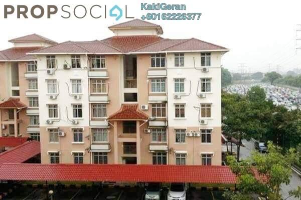 Apartment For Sale in Sunway Mentari, Bandar Sunway Freehold Unfurnished 3R/2B 305k