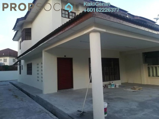Semi-Detached For Sale in Mahkota Walk, Bandar Mahkota Cheras Freehold Unfurnished 4R/3B 900k