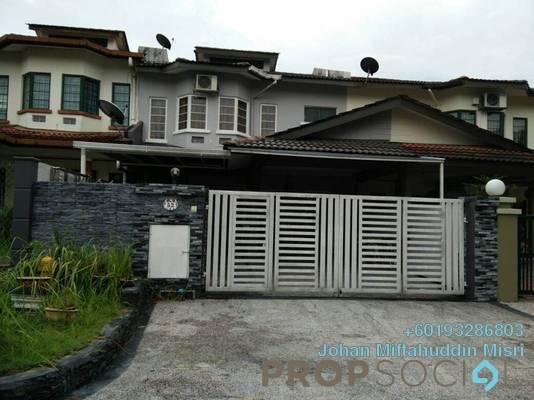 Terrace For Sale in Seri Utama, Kota Damansara Freehold Unfurnished 4R/3B 800k