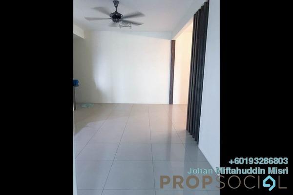 Condominium For Sale in Mutiara Anggerik, Shah Alam Freehold Semi Furnished 4R/2B 535k
