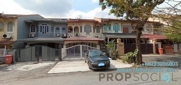 Terrace For Sale in Ara Idaman, Ara Damansara Freehold Semi Furnished 5R/3B 1.28m