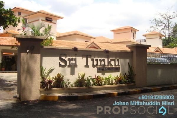 Condominium For Sale in Sri Bukit Tunku, Kenny Hills Freehold Semi Furnished 3R/4B 900k