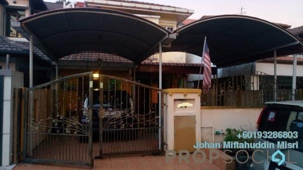 Terrace For Sale in Damansara Emas, Kota Damansara Freehold Semi Furnished 5R/3B 780k