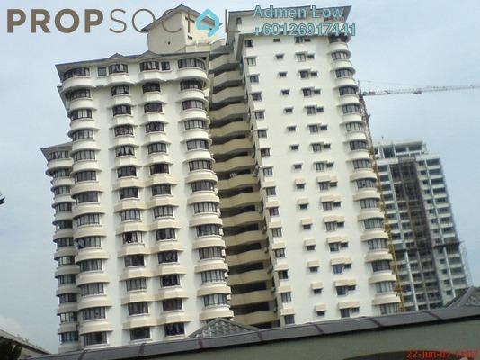 Condominium For Rent in Menara Polo, Ampang Hilir Leasehold Semi Furnished 3R/2B 3.8k
