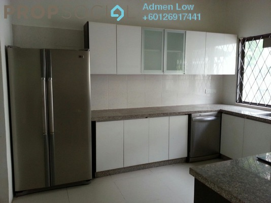 Condominium For Rent in U-Thant Residence, Ampang Hilir Freehold Semi Furnished 4R/3B 12k