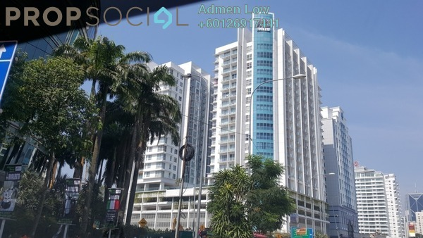 Condominium For Rent in M Suites, Ampang Hilir Freehold Fully Furnished 1R/1B 2.3k