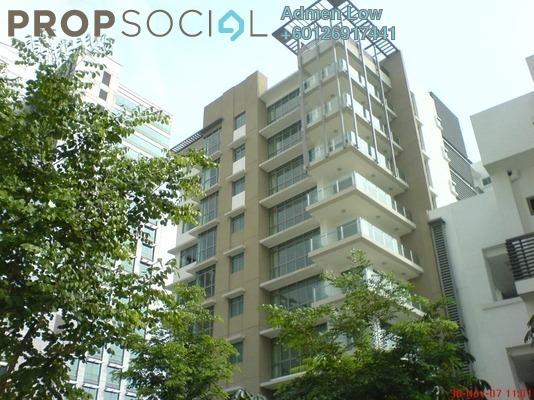 Condominium For Rent in Seri Hening Residence, Ampang Hilir Freehold Semi Furnished 2R/2B 10k