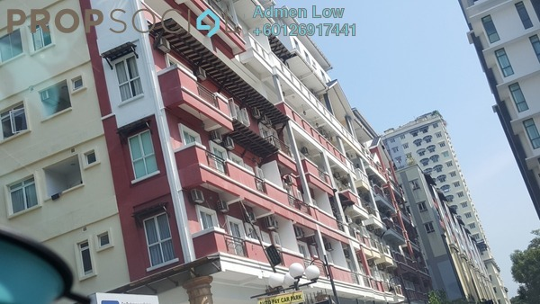 Condominium For Rent in Mei On The Madge, Ampang Hilir Freehold Fully Furnished 1R/2B 2.2k