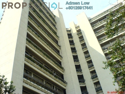 Condominium For Rent in GCB Court, Ampang Hilir Freehold Fully Furnished 3R/3B 2.7k