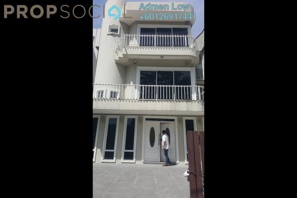 Villa For Sale in Taman Wangsa Ukay, Ukay Freehold Semi Furnished 3R/3B 900k