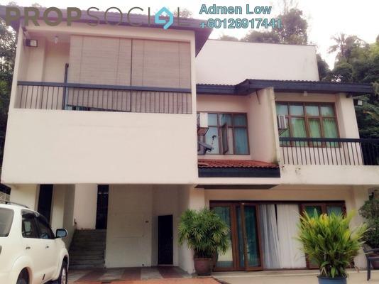 Semi-Detached For Sale in Vila Sri Ukay, Ukay Freehold Semi Furnished 4R/3B 1.6m