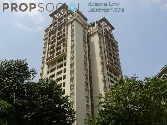 Condominium For Rent in Tara, Ampang Hilir Freehold Semi Furnished 3R/3B 6k