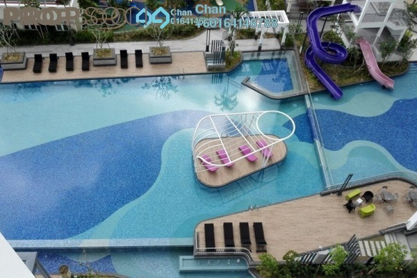 Condominium For Sale in Imperial Residences, Sungai Ara Freehold Unfurnished 3R/2B 580k