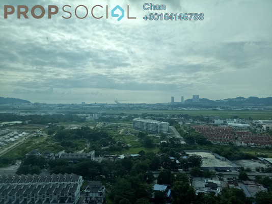 Condominium For Sale in The Clovers, Sungai Ara Freehold Unfurnished 4R/3B 640k