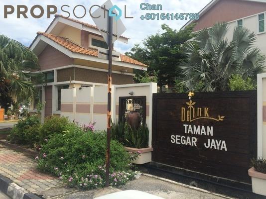Terrace For Sale in Taman Segar Delink, Butterworth Freehold Fully Furnished 5R/4B 730k