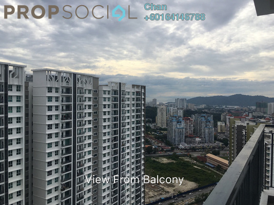 Condominium For Sale in Imperial Residences, Sungai Ara Freehold Unfurnished 3R/2B 560k