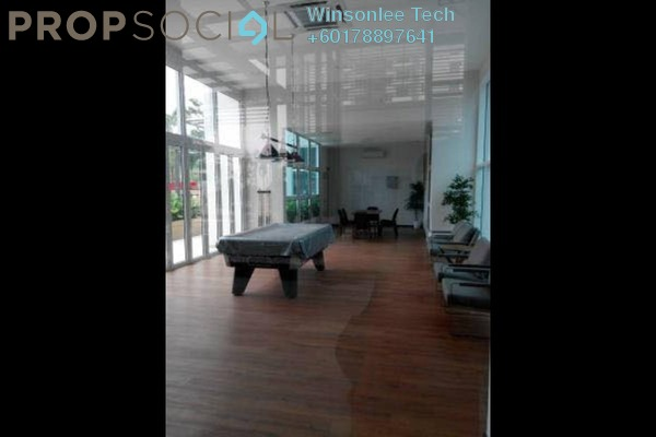 Condominium For Rent in Saville @ The Park, Pantai Freehold Fully Furnished 3R/2B 2.8k