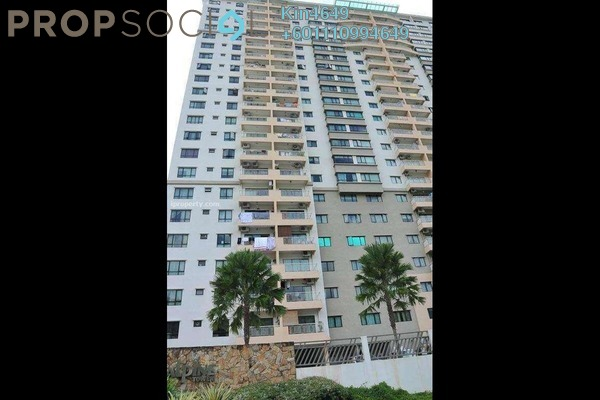 Condominium For Rent in Alpine Tower, Bukit Jambul Leasehold Fully Furnished 3R/2B 1.8k
