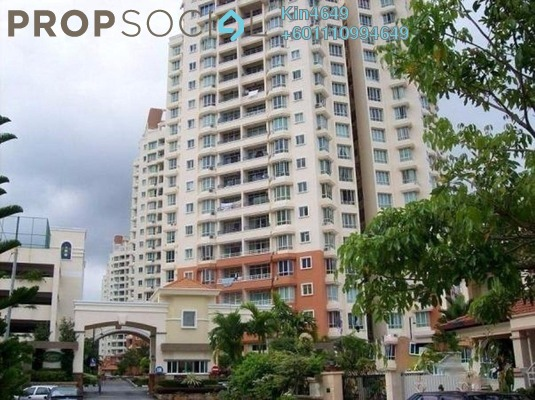 Condominium For Rent in Regency Heights, Sungai Ara Freehold Fully Furnished 4R/2B 1.6k