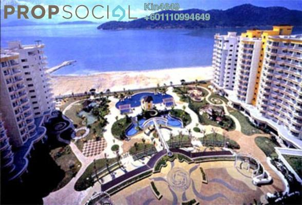 Condominium For Rent in Gold Coast, Bayan Indah Leasehold Fully Furnished 3R/2B 2k