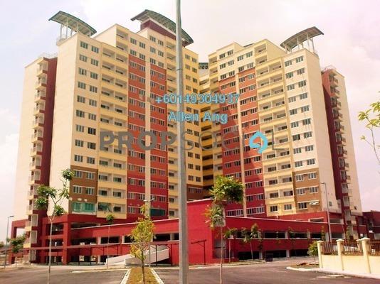 Condominium For Rent in Alam Prima, Shah Alam Freehold Semi Furnished 3R/2B 1.1k