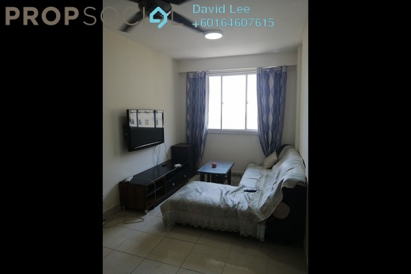 Apartment For Rent in Sri Saujana Apartment, Georgetown Freehold Fully Furnished 3R/1B 900translationmissing:en.pricing.unit