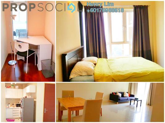 Condominium For Rent in Gaya Bangsar, Bangsar Freehold Fully Furnished 1R/1B 2.55k