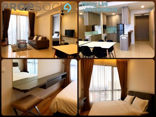 Serviced Residence For Rent in Nadi Bangsar, Bangsar Freehold Fully Furnished 1R/1B 2.8k