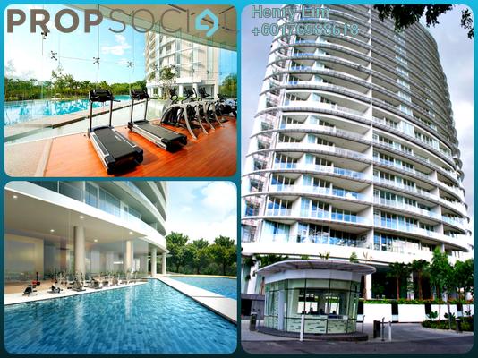 Condominium For Sale in Sunway Palazzio, Sri Hartamas Freehold Semi Furnished 4R/5B 3.65m