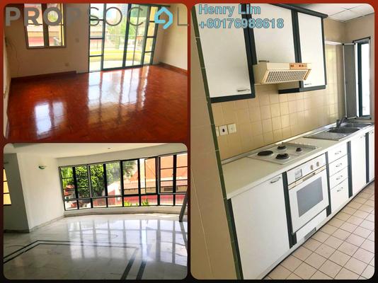Condominium For Rent in Villa U-Thant, Ampang Hilir Freehold Semi Furnished 3R/3B 2.5k