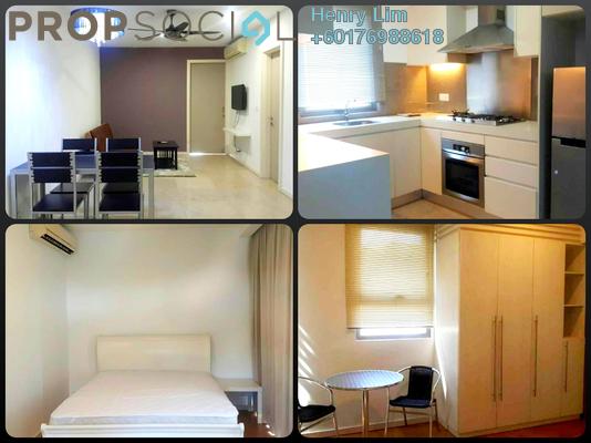 Serviced Residence For Rent in Bintang Fairlane Residences, Bukit Bintang Freehold Fully Furnished 1R/1B 1.8k